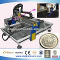 6090 CNC механической обработке алюминиевых деталей/ЧПУ 3D с высоким качеством