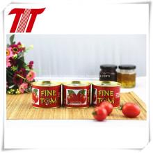 Gino Tomato Paste 2016 nouvelle récolte