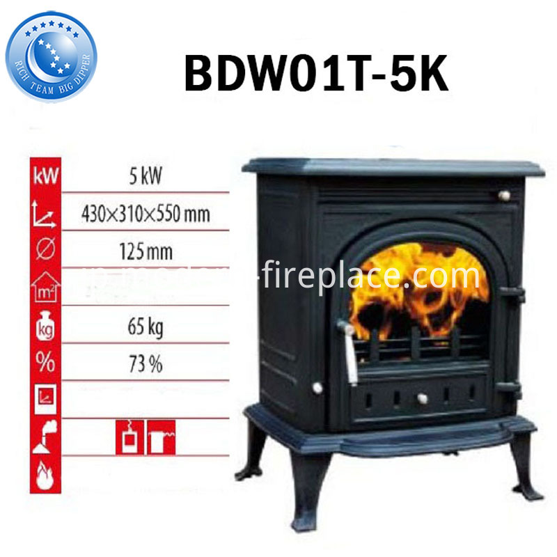 Cast Iron Wood Stoves Heaters