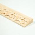 Dekoratives Buchenformteil aus Holz für den Innenausbau