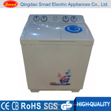 Plastic Twin-Tub Electric Semi-Automatic National Clothes Washing Machine