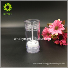 50g hot sale stick deodorant container plastic deodorant stick tube wholesale