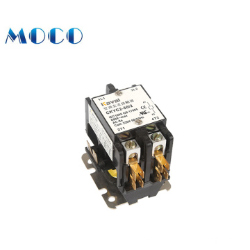 AC Contactor  09A/12A/22A/32A/40A magnetic electric power contactor with electro magnetic starter