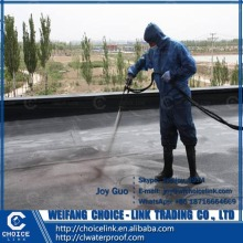 quick-setting rubber bituminous waterproofing coating