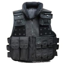 NIJ Iiia UHMWPE táctico Flak Jacket para defensa