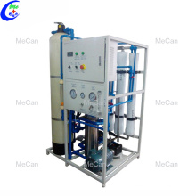 Sistema de tratamiento de agua de pozo RO