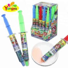 High Quality Big Doctor Syringe Fruity Jam Candy For Europe Market