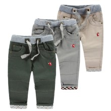 OEM Kids Running Custom Drawstring Casual Wear Pants