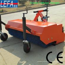 Pto angetriebener Traktor brachte Mini-Straßen-Kehrmaschine an