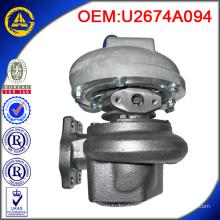 GT2052 727264-5001S turbo para PERKINS