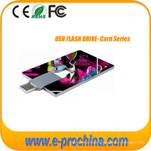 Wholesale Credit Card Shape USB Memory Stick Tc10