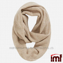 Knit Circle Scarf Infinity Fashionable Scarf Cashmere Infinity Scarf