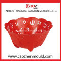 Bac d'injection en plastique / Hot Sale Basket Moule