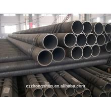 Calidad material st35 grosor del tubo de calibre 16