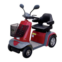 Four Wheel 14inch Luxury Chair Mobility Scooters