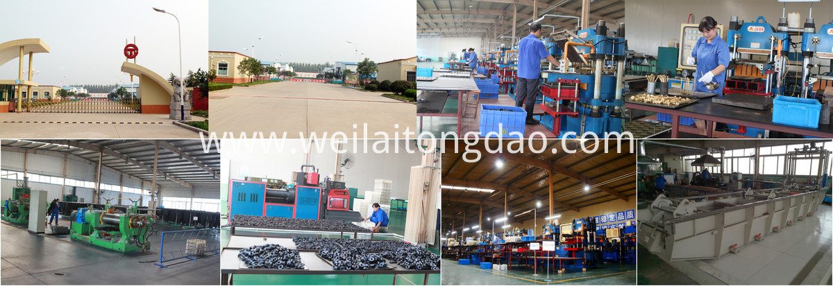 valves production line