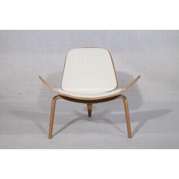 Hans J Wegner plywood shell chair
