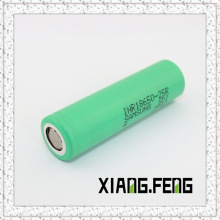 Hot Selling Genuine for Samsung 25r 18650 Battery High AMP Rechargeable Battery Inr18650-25r Drain Battery