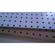 hole hardboard plain or melamine hole hardboard