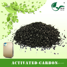 Chemicals activated carbon for protection coal based