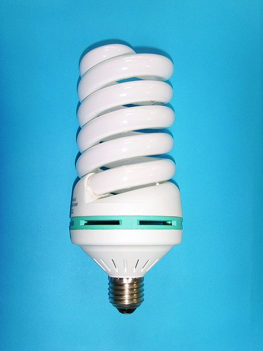Big Full Spiral Energy Saver 55W 65W