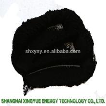Carvão activado comercial para preço de purificação de álcool em kg