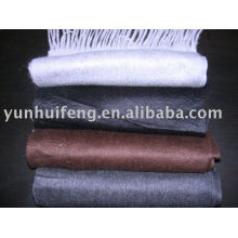 puro 100% caxemira lenço interior mongolia