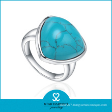 Fine Quality Silver Rings with Turquoise