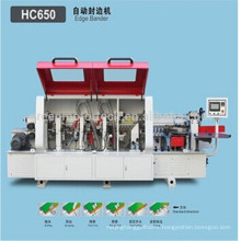 Spring wood automatic painting edge banding machine