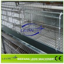 Leão série A tipo e sistema de alimentação em gaiola de aves tipo H em promoção