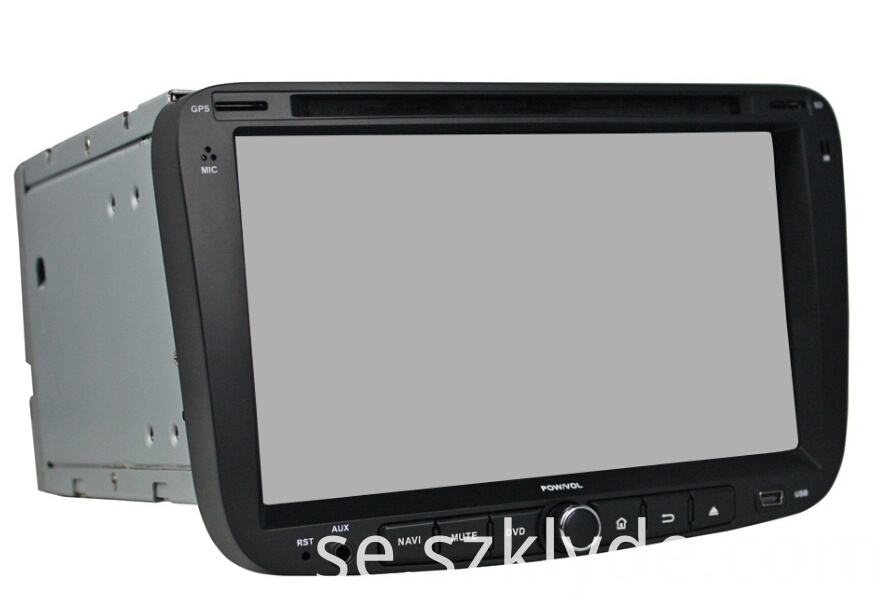 Geely Emgrand EC7 Car Multimedia Player