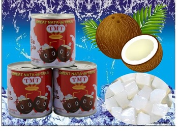 fruit juice nata de coco