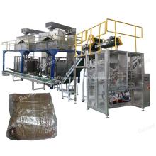 Автоматическая упаковочная машина для пищевых продуктов для домашних животных