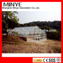 2014 new design aluminum sun room/ sunroom/glass house/greenhouse/glass room
