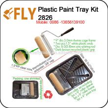 paint roller brush set