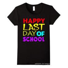 2016 School T-Shirt - für Lehrer und Studenten