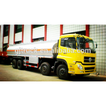 6X4 RHD 24CBM Dongfeng fuel truck/Fuel tank truck /oil truck /oil tank truck/acid liquid tank truck /tank truck/ chemical truck