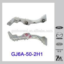 2002- Mazda 6 GG parachoques retén Retenedor para el coche GJ6A-50-2H1