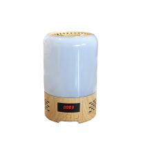 HEPA-Luftreiniger für den Innenbereich mit RGB-Licht