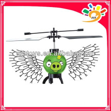 2CH Induction Flying Bird Toys Avion volant en plastique