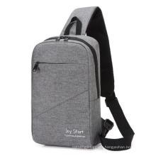 Mini Crossbody Messenger Single Shoulder Chest Bag Waistbag Waist Fanny Pack