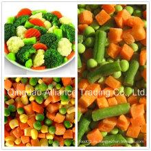 Hortalizas mezcladas congeladas 2/3/4 Way