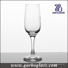 Cristal de alta Champagne blanco y Vidrio de vino Stemware (GB08R3906)