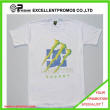 Рекламные логотип напечатаны 100% хлопок пользовательские футболки (EP-T82963)