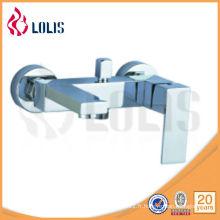 (B0013-B) Robinet de douche UPC extérieur en forme carré