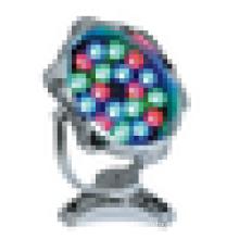 Красочный IP68 18W фонтан подводный свет пятно лампы DC / AC 24V