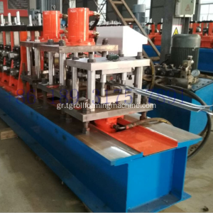 Fence Post Ψυχρού Roll Forming Machine