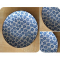 16/18/20cm Kitchenware Enamel Dish Sets Food Container Plate Sets