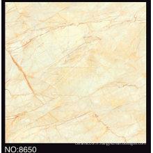 Planches de plancher en porcelaine entièrement glacé poli 800X800