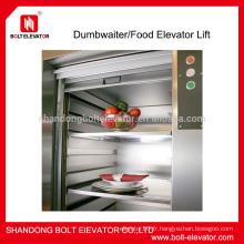 50kg Dumbwaiter Dumbwaiter Ascenseur élévateur de nourriture